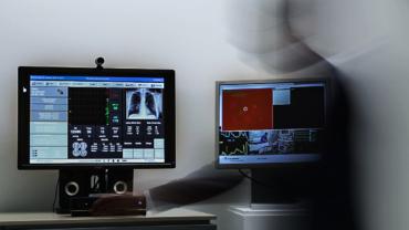 Der »Proxemic Monitor« soll die Arbeit auf der Intensivstation erleichtern.
