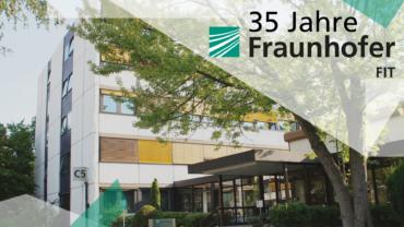 Institutsgebäude des Fraunhofer FIT