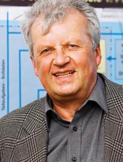 Foto von Dr. Helge-Björn Kuntze
